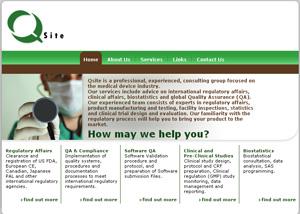 עמוד ראשי - אתר Qsite