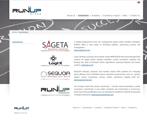 RUNUP Group